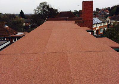 flat roofing harbrone BirminghamWest Midlands